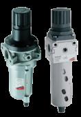 Unidades Filtro Regulador e Lubrificador (FRL)