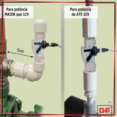 Sensor de nível de água icos