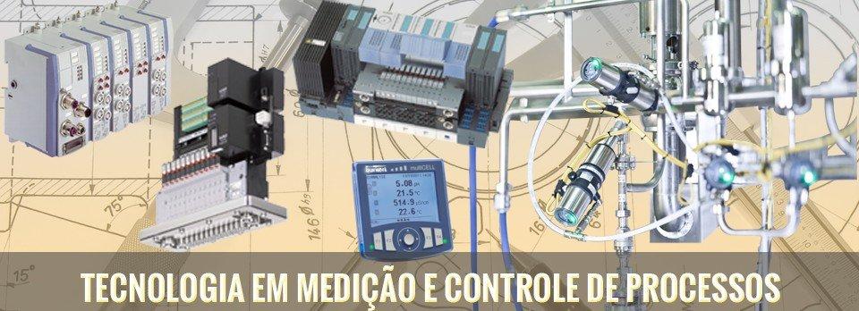 Tecnologia em Medição e Controle de Processos